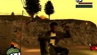 GTA San Andreas Cheats - Max Fat Cheat