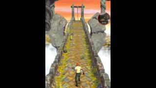 Playing temple run music