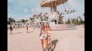 REVOLVE FESTIVAL | LA VLOG | LAUREN CROWE
