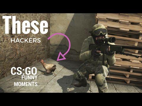 Illuminati Hacker Chicken |  CS:GO