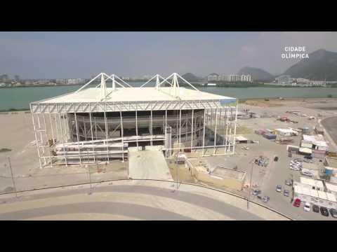 Conociendo Rio... Estadio Acuático