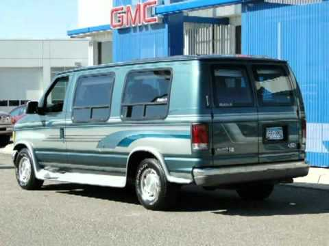 1995 Ford Econoline Cargo Van Minneapolis St Paul Twin Cities MN