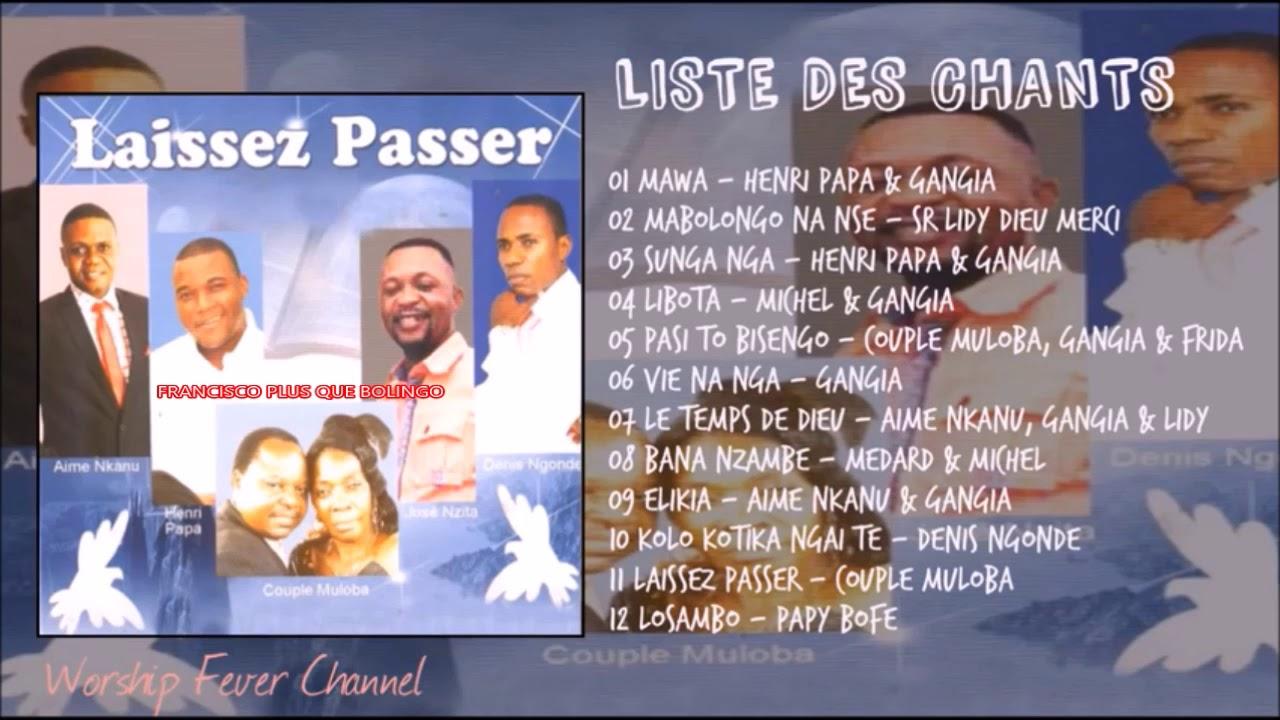 louange et adoration congolaise