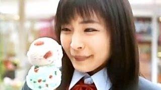 岡本玲 サーティワンアイスクリームCM 「ゴールデンウィーク31%オフ」 ...