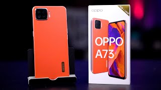 One of the most beautiful mid-range smartphone | OPPO A73 review!