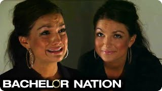 Tierra Throws EPIC Tantrum To Win Group Date Rose! | The Bachelor US