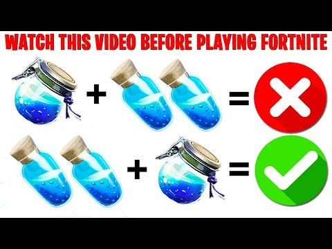 10 Fortnite SECRETS Only for Beginners (NOOBS ONLY)