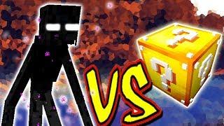 ENDERMAN MUTANTE VS. LUCKY BLOCK (MINECRAFT LUCKY BLOCK CHALLENGE)