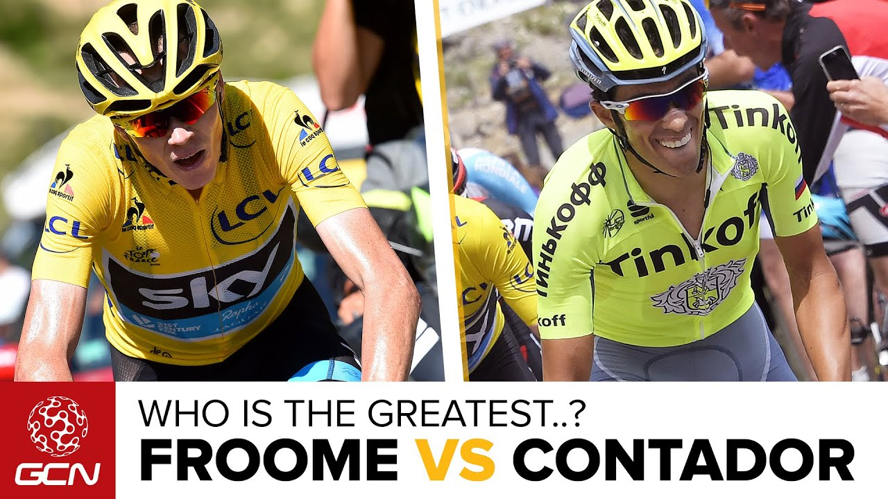 Chris Froome Vs Alberto Contador – Who Is The Greatest Tour De France  Winner  Global Cycling Network a8850060a