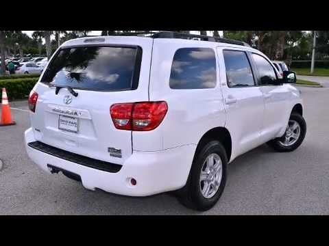 2008 toyota sequoia sr5 5 7l v8 in sanford fl 32771 youtube. Black Bedroom Furniture Sets. Home Design Ideas