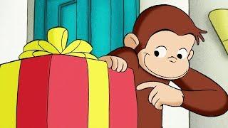 Georges le Petit Singe 🐵Le Cadeau 🐵Saison 1  🐵Dessin Animé 🐵Animation Pour Enfants