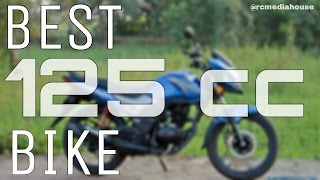 Top 6 Best 125cc Bikes In India 2017