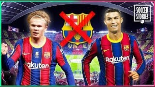 6 stars who were rejected by FC Barcelona for RIDICULOUS reasons | Oh My Goal