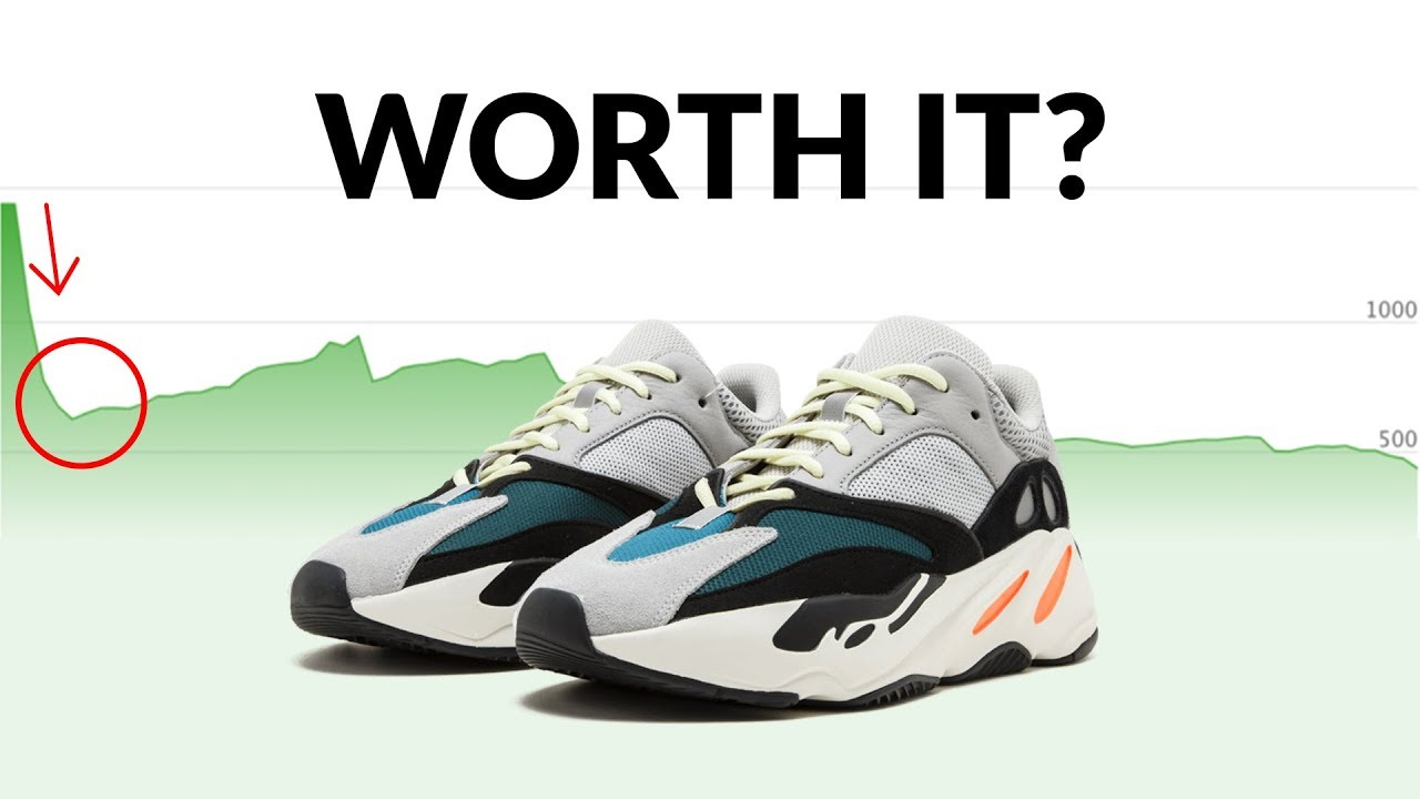 b948fdd8709f2 Was the Adidas YEEZY 700 Worth Buying to Resell  - YouTube