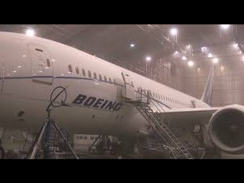 Boeing freezes 787 in Florida!