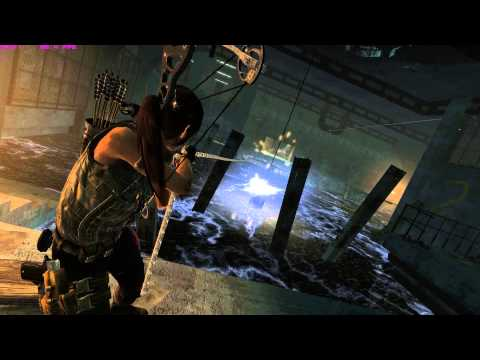 Tomb Raider 2013 - Electric Water