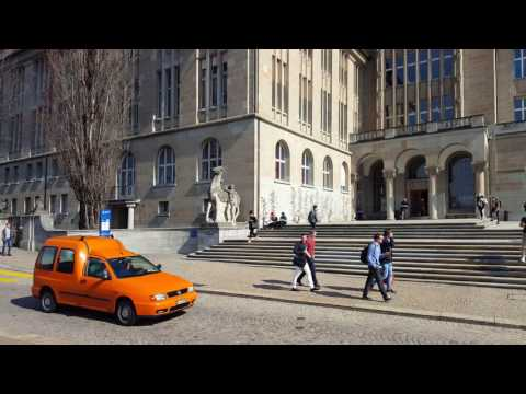 ETH university Zurich