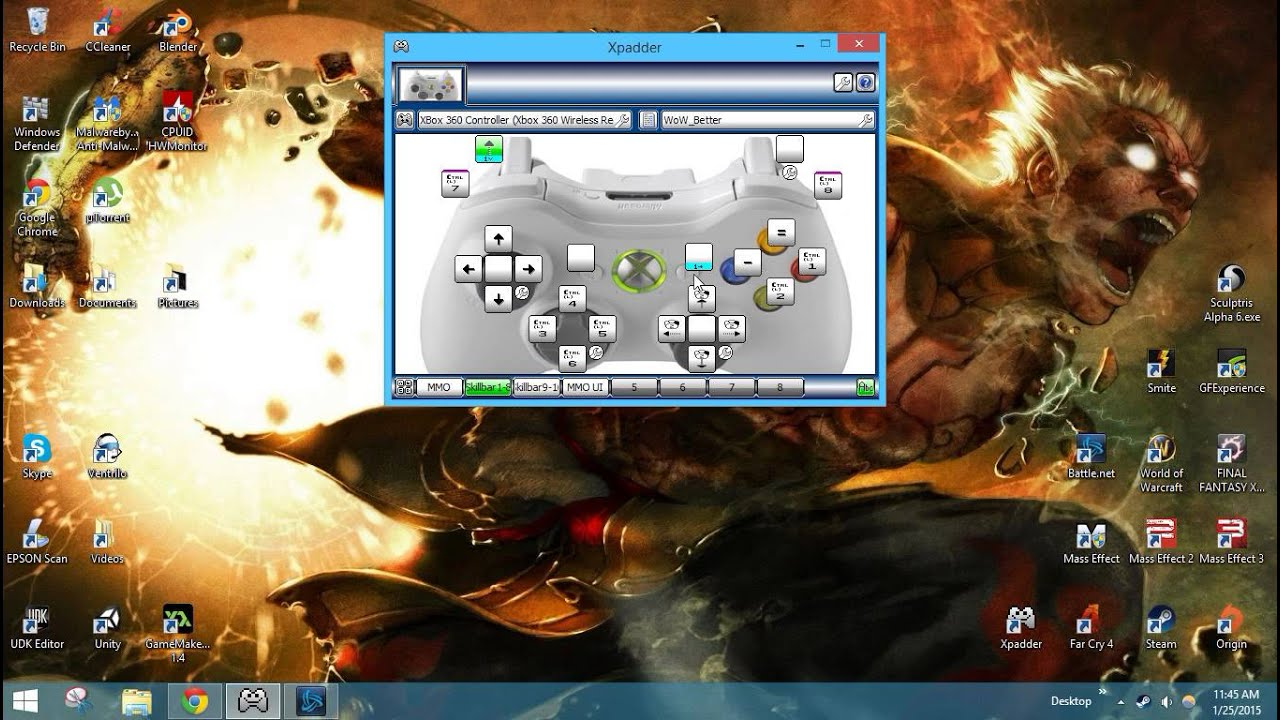 Download xpadder 5. 7 — file. Wiki.