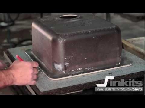 видео: как установить мойку в столешницу