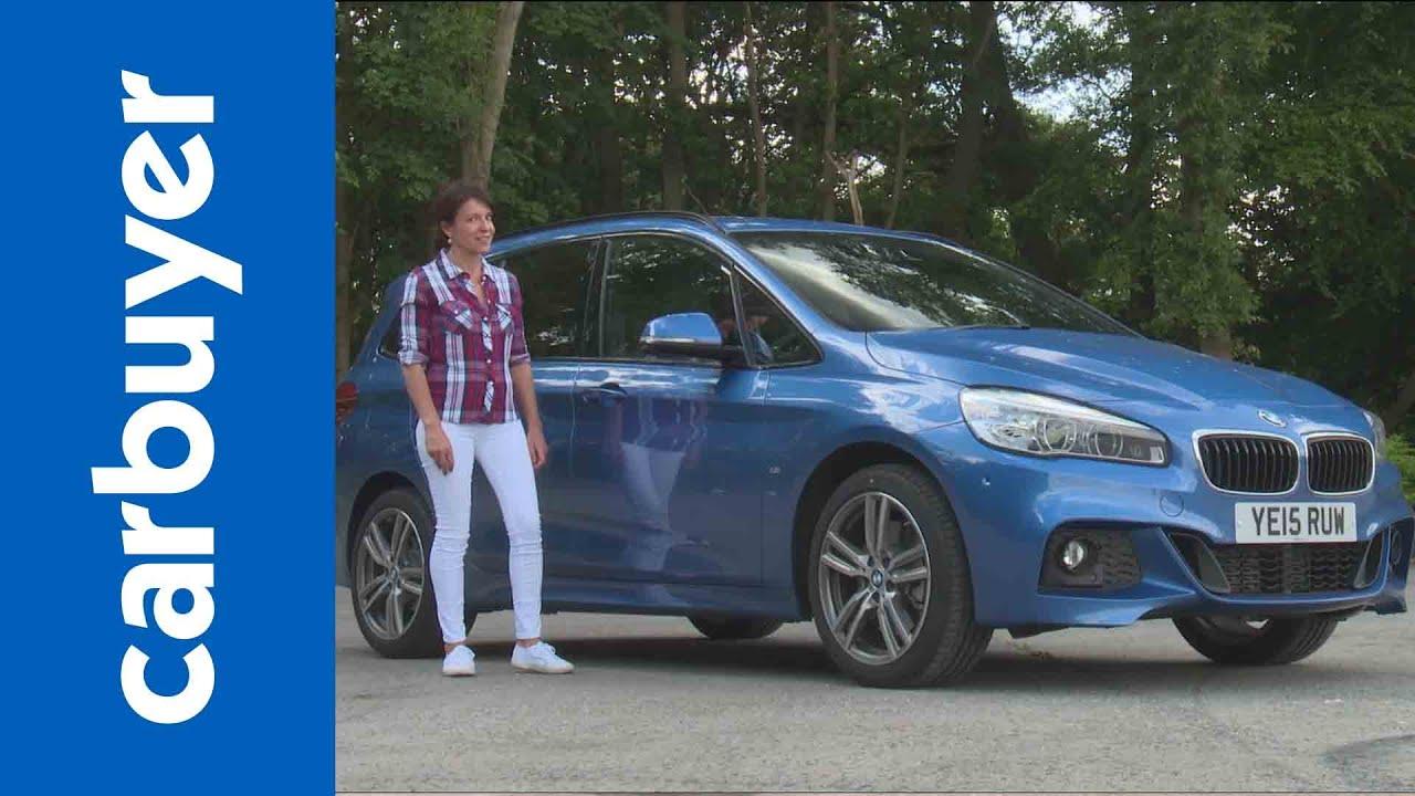 BMW Series Gran Tourer MPV Review Carbuyer YouTube - Bmw 2 series gt