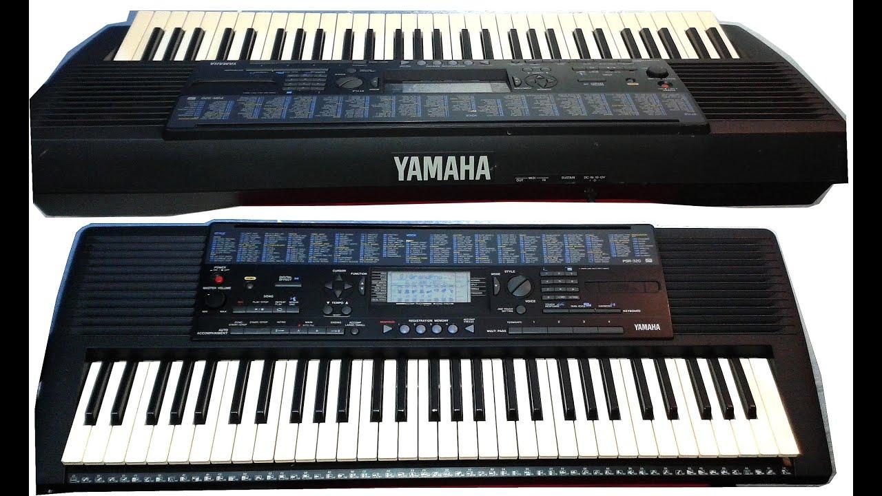 yamaha psr 320 youtube rh youtube com Yamaha Keyboard YPT-320 Yamaha Keyboard YPT