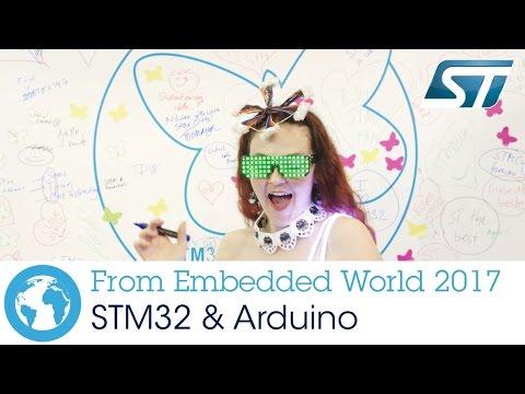 STM32 & Arduino