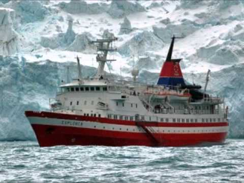 antarctica - extreme environmental tourism