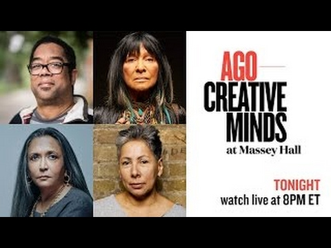 AGO Creative Minds: What makes a nation?