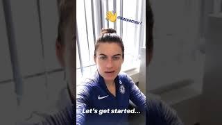 Chelsea FC Women  Karen Carney Q&A
