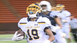 #Cover2 Hawaii high school football highlights & scores 9/9/17