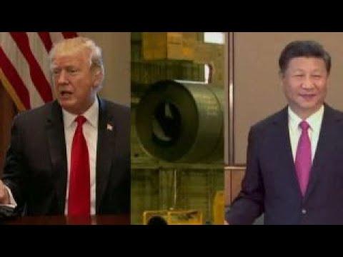 Trump aims trade penalties right at China