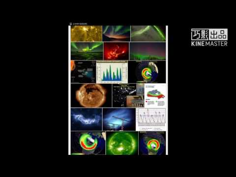 SCIENCE 0905 / 21st Century interstellar dialogue (Star Wars) : the solar magnetic storm.