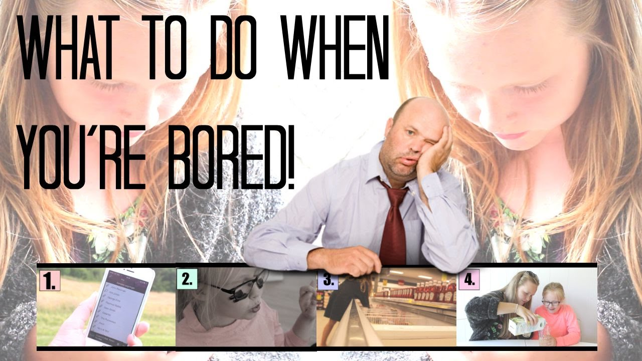 What To Do When You're Bored! // mmcity1020 - YouTube