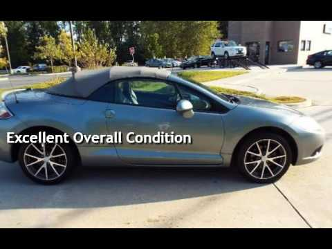 2009 Mitsubishi Eclipse Spyder Gt For Sale In Dover De Youtube