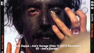 Frank Zappa - The Central Scrutinizer