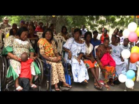 Société: Journée de solidarité en faveur des enfants handicapés intellectuels