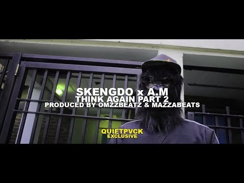 Mix - #410 (Sparkz, Skengdo & A.M) - Think Again Part 2 [Prod. OmzzBeatz x MazzaMurda] [Music Video]