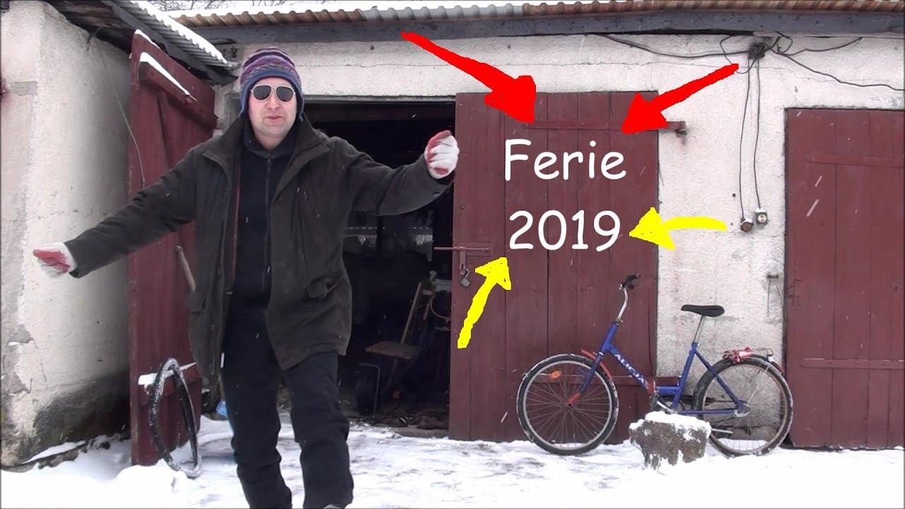 Ferie czas zacząć / zima 2018-19