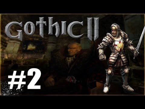 Gothic II #2 - Tak zapamiętałem Khorinis
