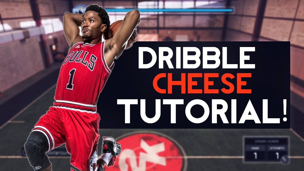 nba 2k17 learn how to dribble