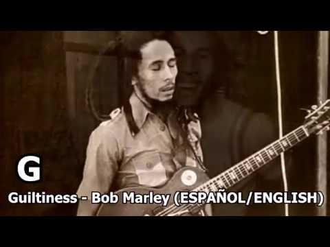 Guiltiness - Bob Marley (LYRICS/LETRA) (Reggae)