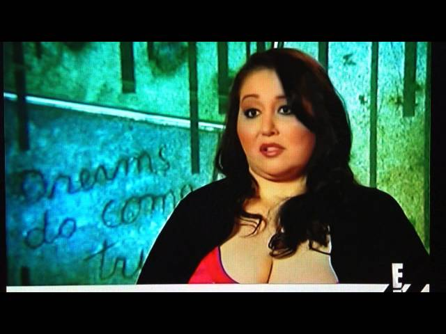 Lorrie Arias — E! Biggest Reality Scandals — December 2013 Travel Video