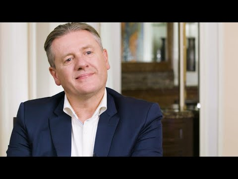Executive Conversation: Wilf Blackburn on Transformation at Prudential Singapore
