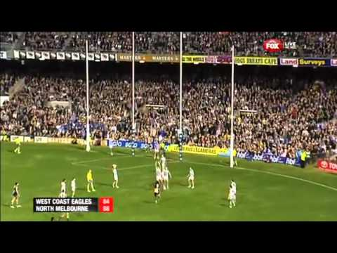 Nic Naitanui- West Coast Eagles #9 Highlights