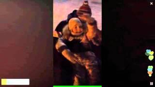 Сын Дарьи восхваляет отца / Перископ Пынзарь 2016 на TopPeriscope.Ru