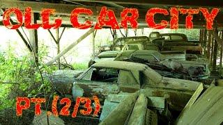 OLD CAR CITY (pt.2/3) - Крупнейшая в мире свалка старых автомобилей(Предлагаю Вам посмотреть второй из трех сюжетов о самом большом кладбище автомобилей в мире. Теперь же..., 2015-08-23T05:57:15.000Z)