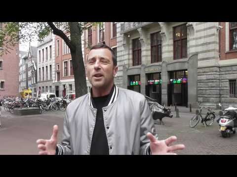 Amsterdam stock exchange and Beurs van Berlage with local guide Tim Sommen