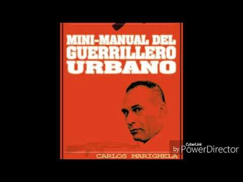 MANUAL DA GUERRILHA URBANA_Carlos Marighella,áudio livro