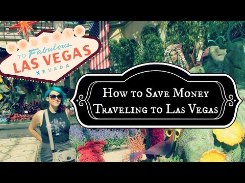 How to Save Money Traveling to Las Vegas - Real Tips
