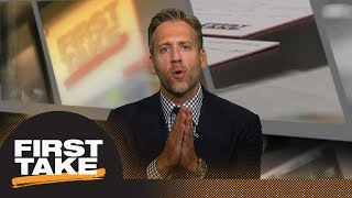Max Kellerman: Ravens fans should be optimistic with Joe Flacco starting | First Take | ESPN